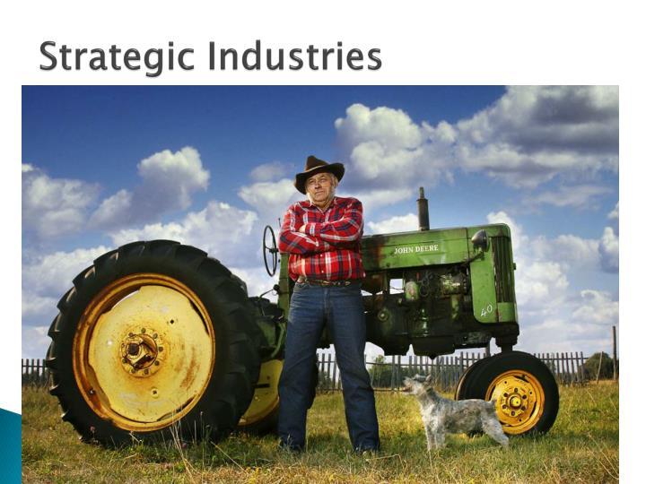 Strategic Industries