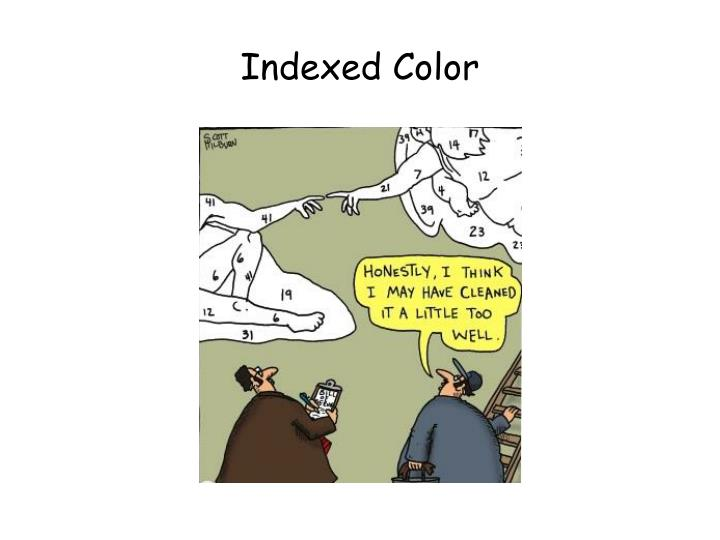 Indexed Color