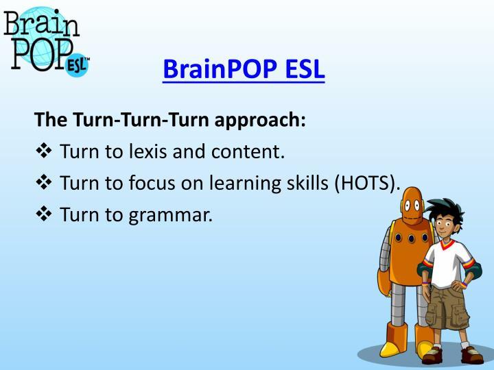 BrainPOP ESL