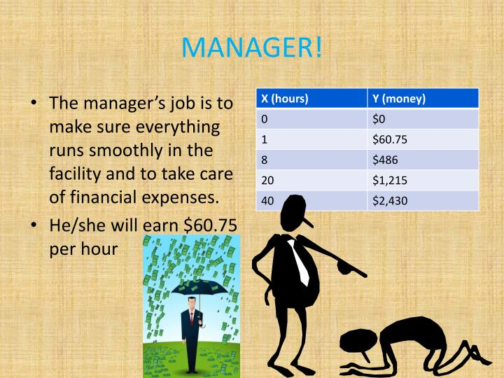 MANAGER!