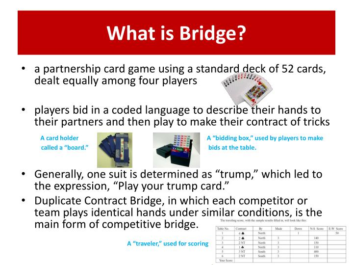 What is Bridge?