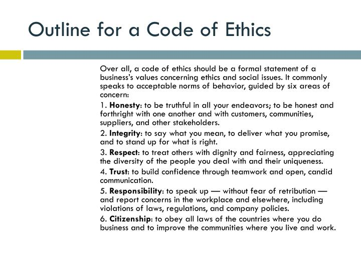 ethics log essay You will receive an email giving you access to the georgia ethics assessment system after you complete or update your when you log back in to the system you will.