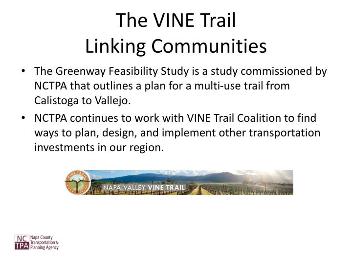 The VINE Trail