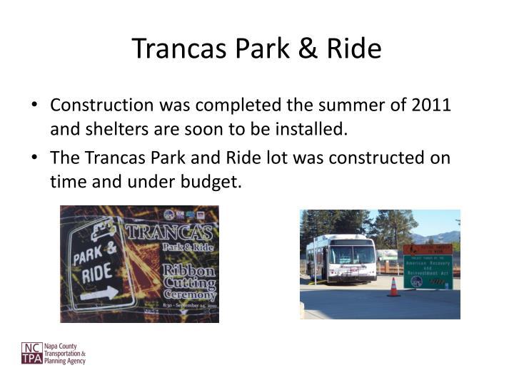 Trancas Park & Ride