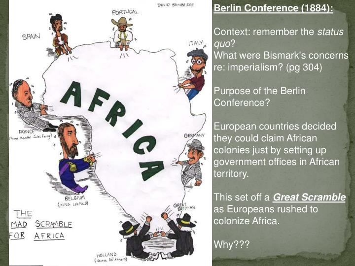 Berlin Conference (1884