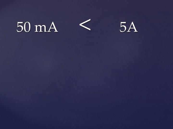 50 mA