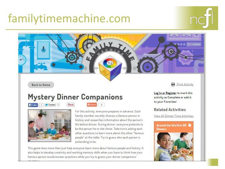 familytimemachine.com