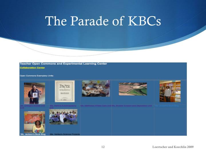 The Parade of