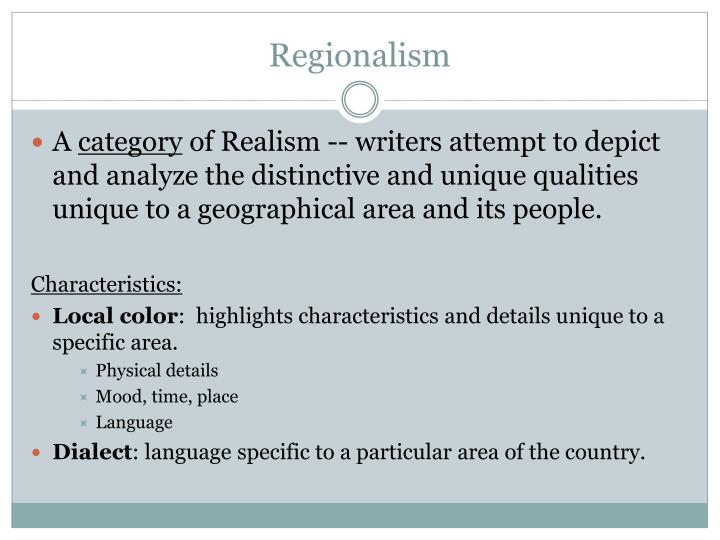 regionalism essays Regionalism has been the most potent force in indian politics since india's independence it has remained the basis of regional political parties it is a significant type of sub-territorial loyalty.
