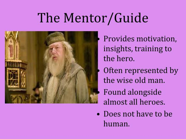 The Mentor/Guide
