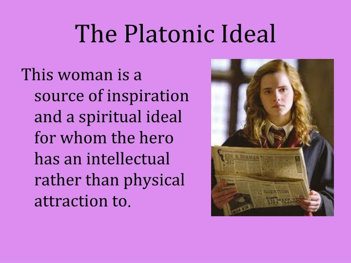 The Platonic Ideal
