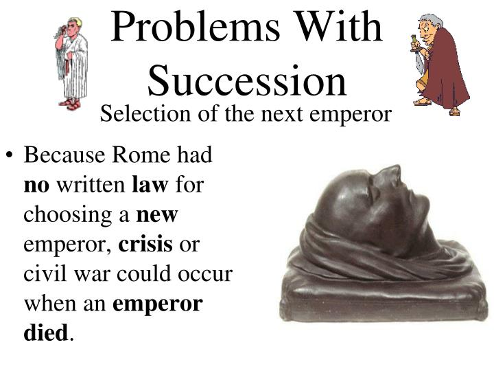 Problems With Succession