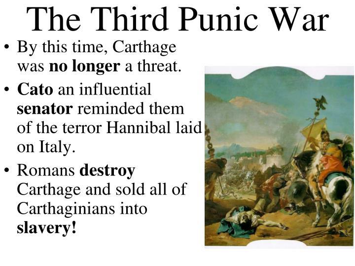 The Third Punic War