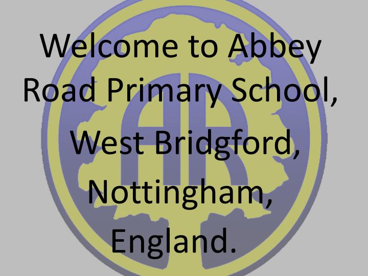Welcome to abbey road primary school