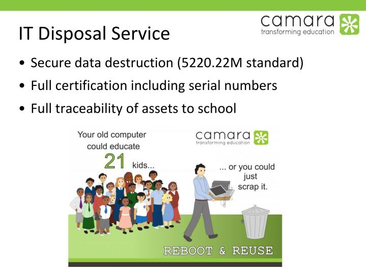 IT Disposal Service