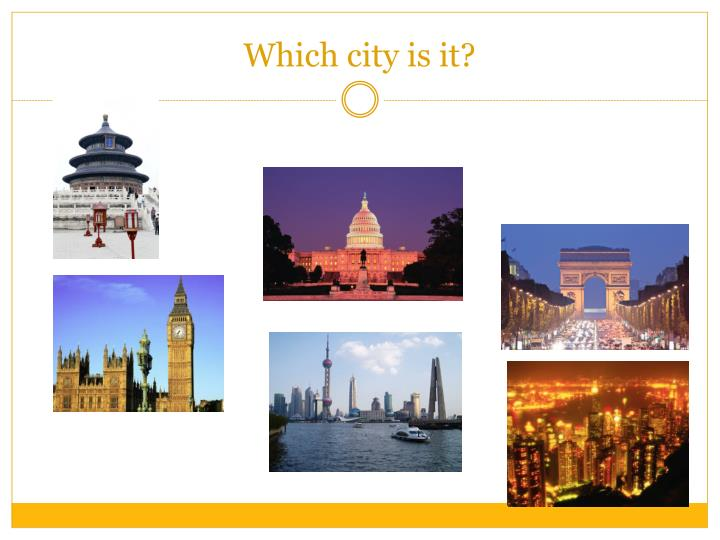 Which city is it?