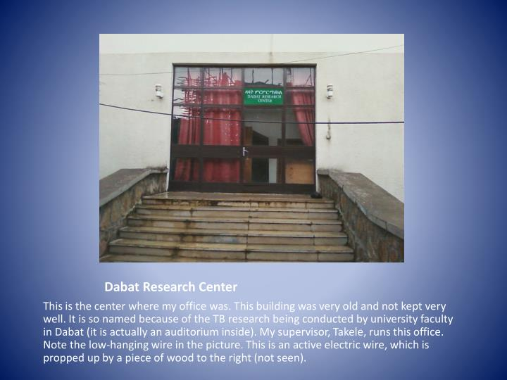 Dabat Research Center