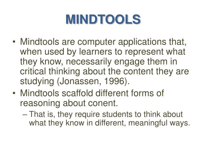 MINDTOOLS