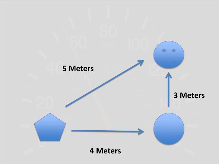 5 Meters