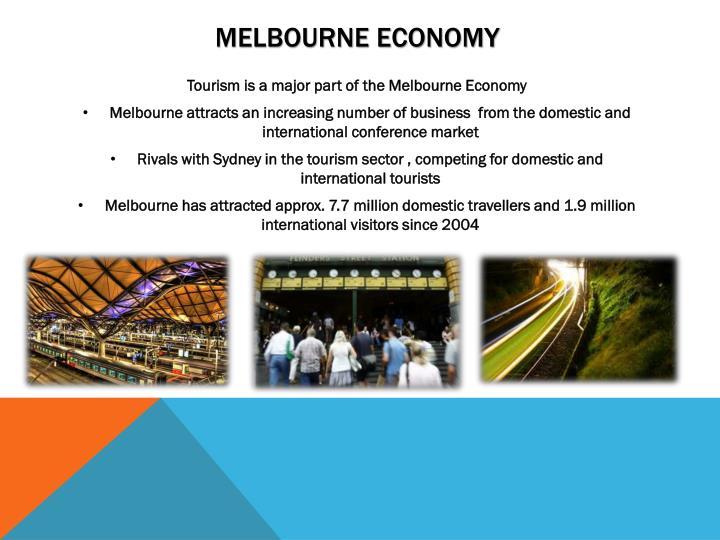 Melbourne economy