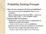 probability ranking principle2