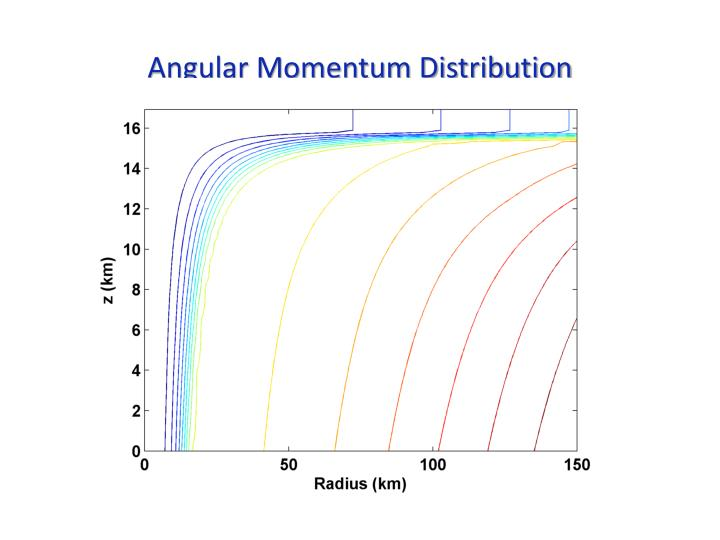 Angular Momentum Distribution