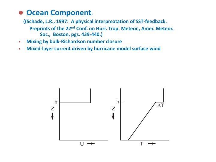 Ocean Component
