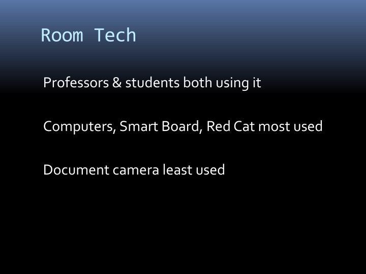Room Tech