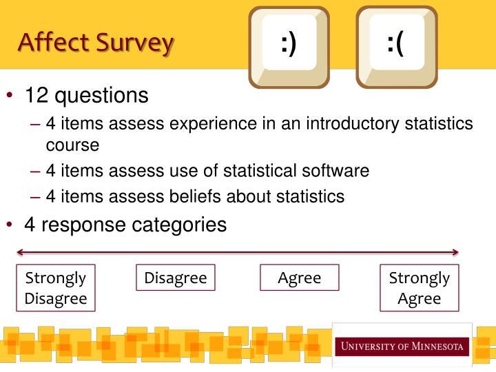 Affect Survey