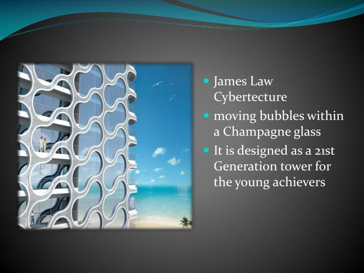 James Law Cybertecture