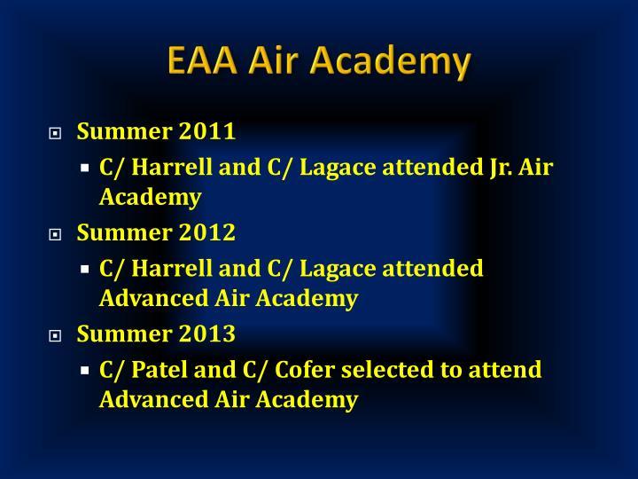 EAA Air Academy