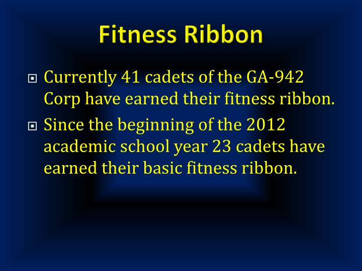 Fitness Ribbon