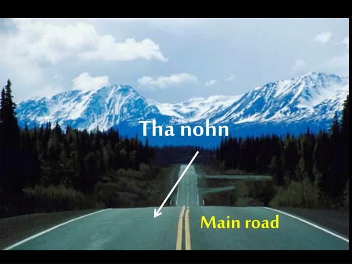Tha nohn