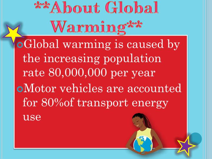 **About Global Warming**
