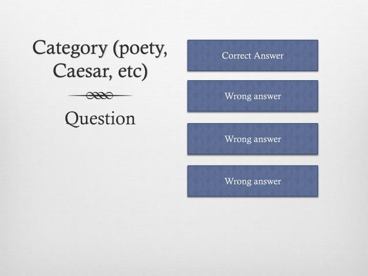 Category (