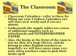 the classroom3