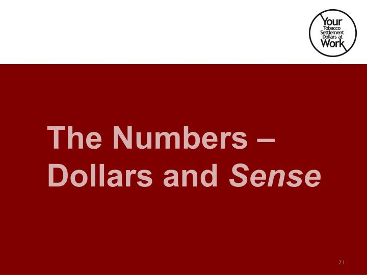 The Numbers –