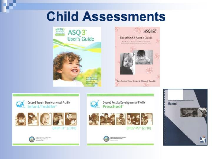 Child Assessments