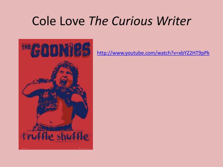 Cole Love