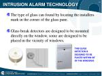 intrusion alarm technology13