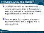 intrusion alarm technology15