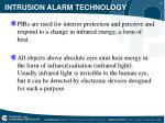 intrusion alarm technology19