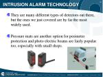 intrusion alarm technology24
