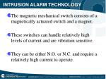 intrusion alarm technology5