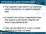 intrusion alarm technology6