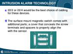 intrusion alarm technology8