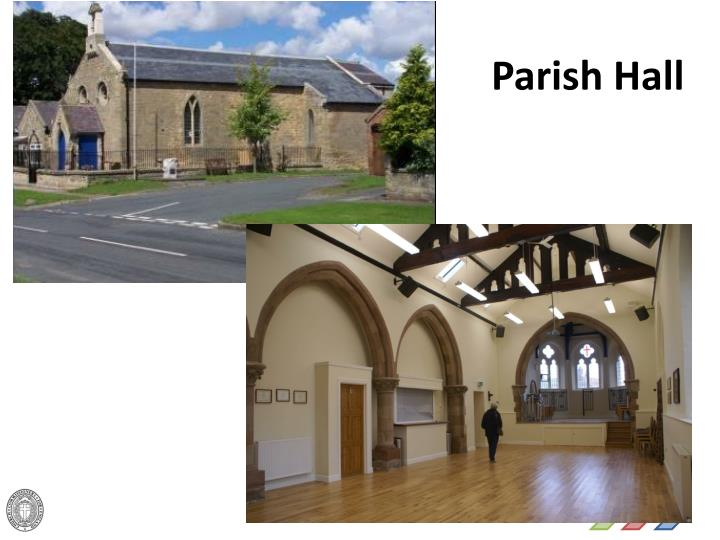 Parish Hall