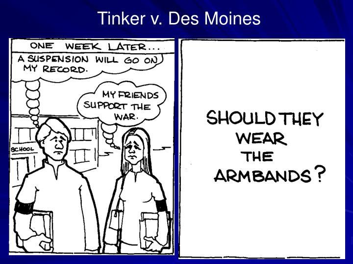 Tinker v. Des Moines