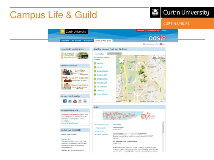 Campus Life & Guild