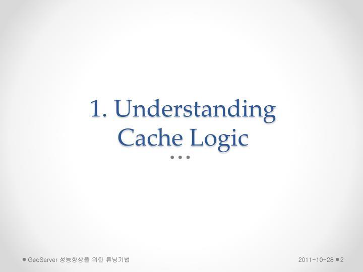 1. Understanding